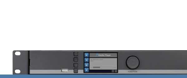Audac audio spelers