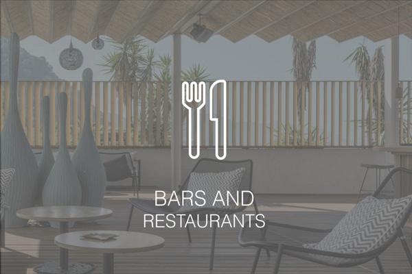 Audac voor bars & restaurants