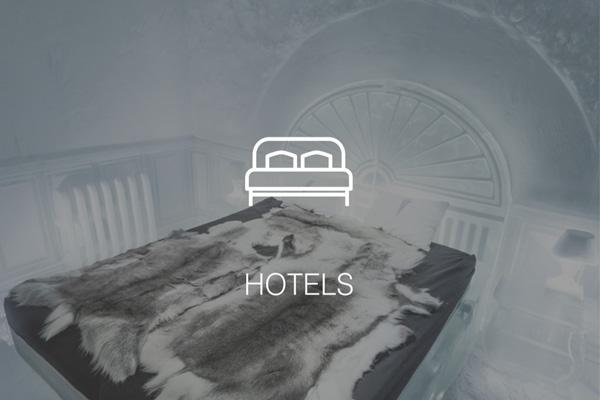 Audac voor hotels