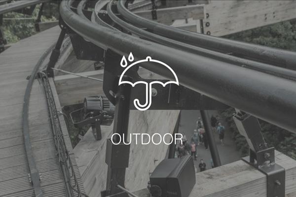 Audac voor outdoor