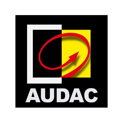 Officieel importeur van Audac